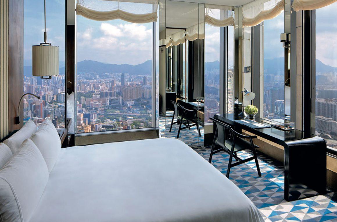 香港瑰麗府邸個人化尊尚奢華住宿體驗- 富馳薈